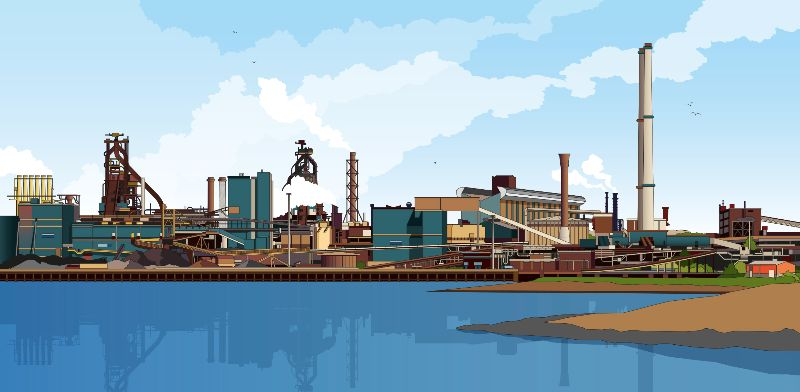 Tata Steel Skyline