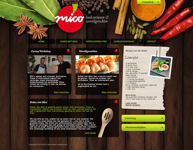 Website Mico
