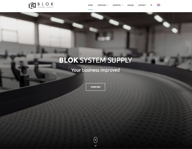 Webdesign Blok Sytem Supply